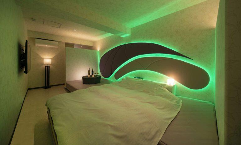 FUTARINO HOTEL(ふたりのホテル)Room112