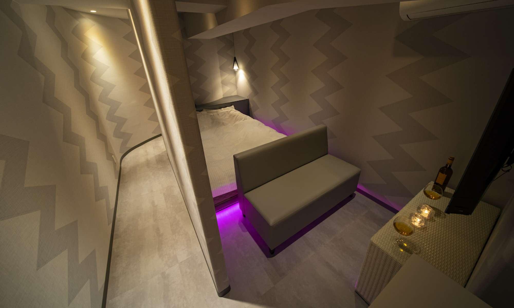 FUTARINO HOTEL(ふたりのホテル)Room113
