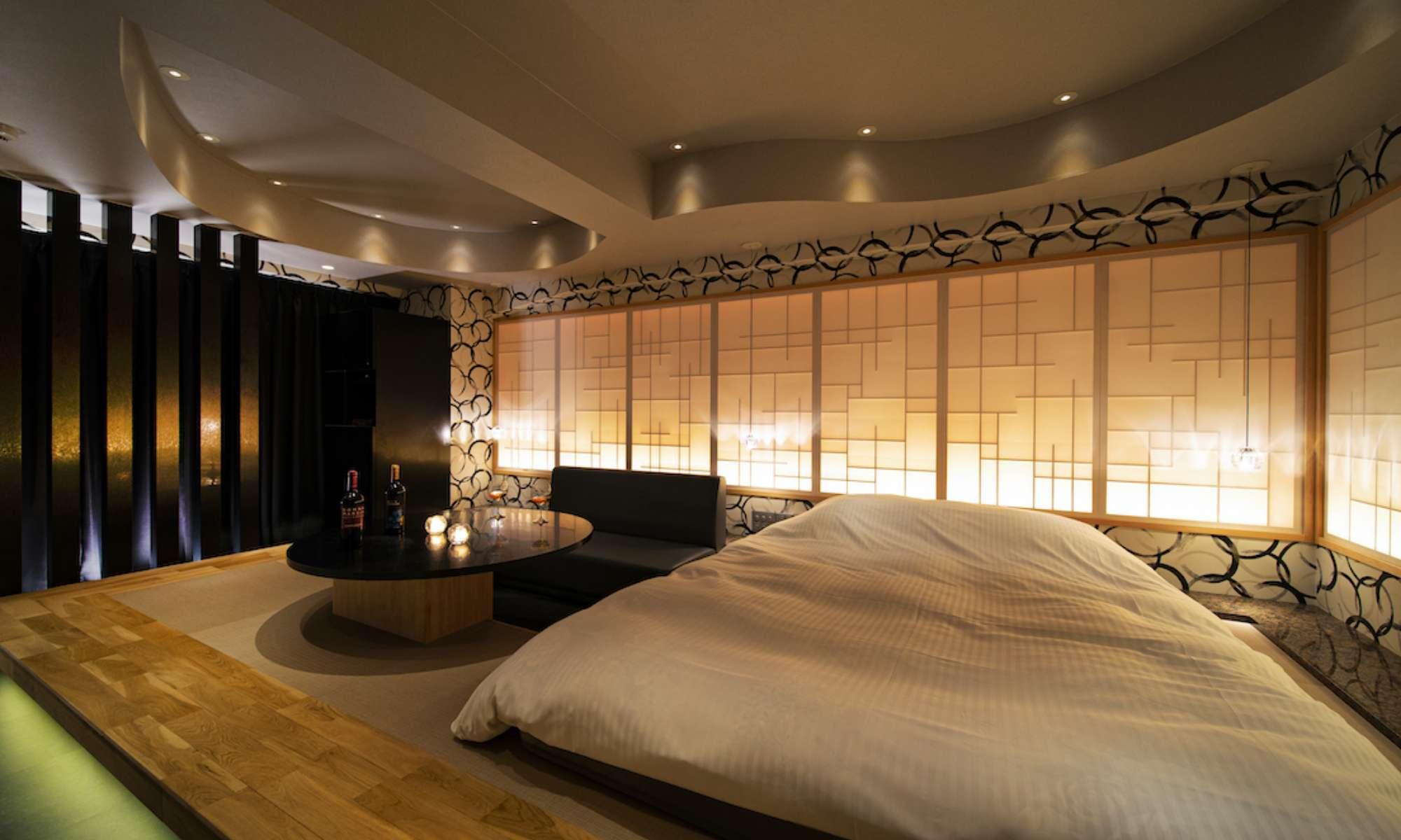 FUTARINO HOTEL(ふたりのホテル)Room311