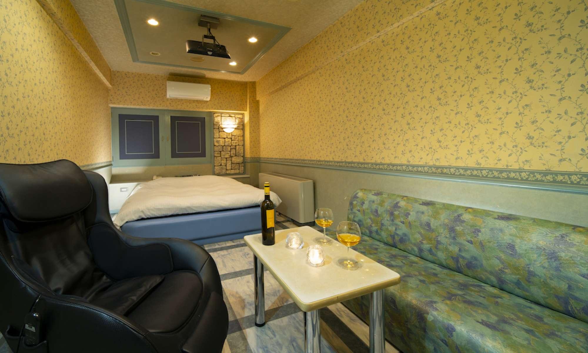 FUTARINO HOTEL(ふたりのホテル)Room319