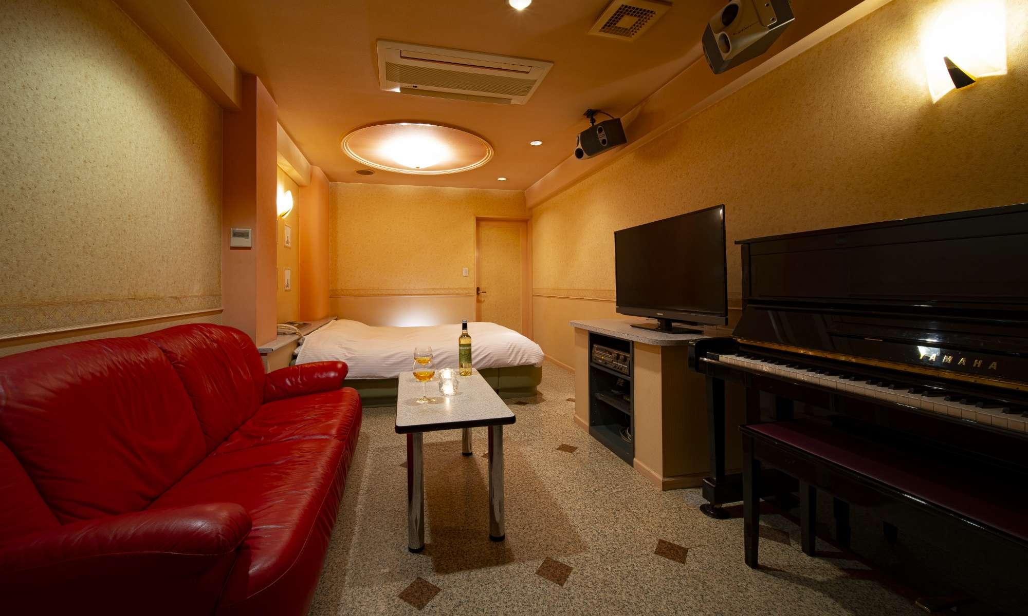 FUTARINO HOTEL(ふたりのホテル) Room320