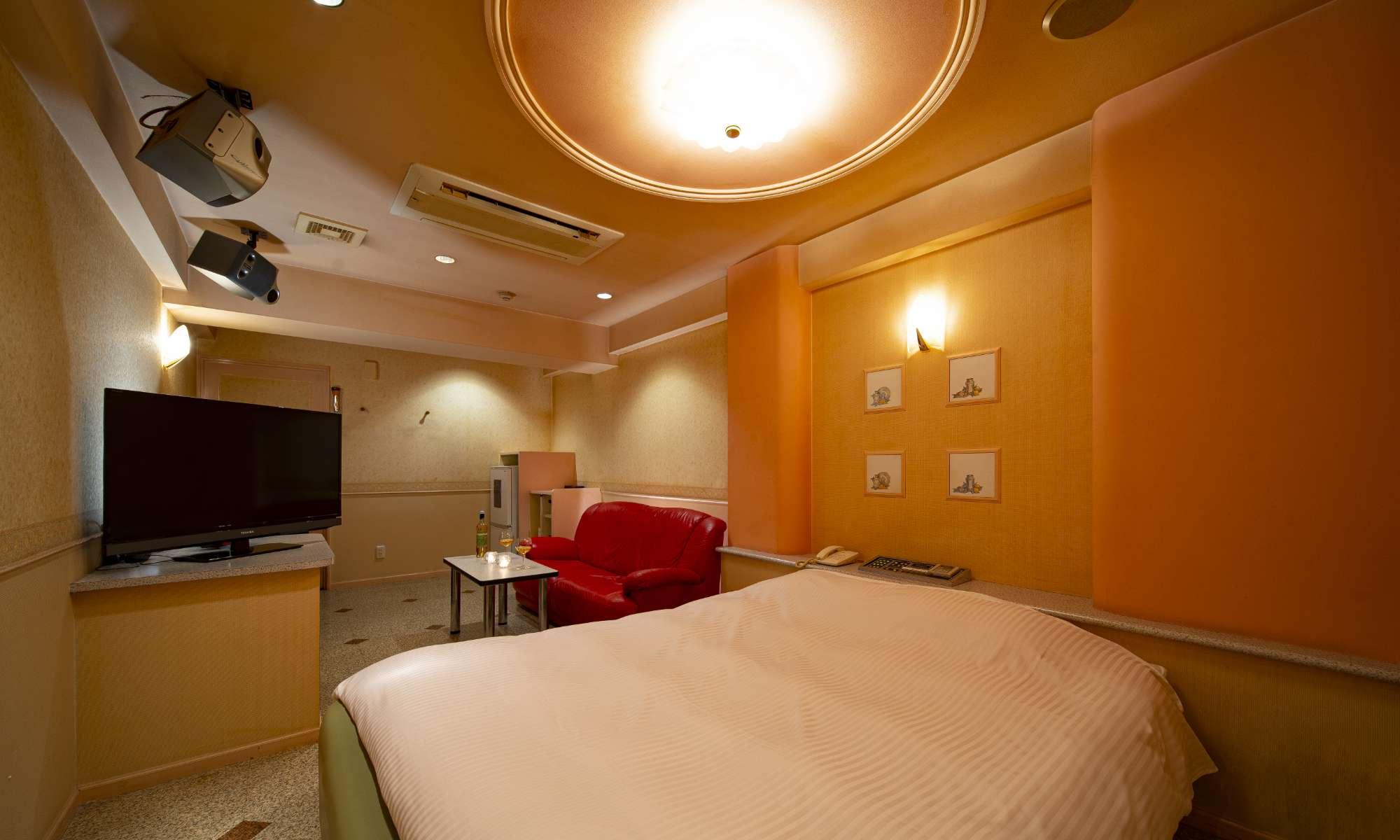 FUTARINO HOTEL(ふたりのホテル)Room320
