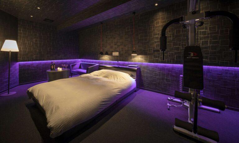 FUTARINO HOTEL(ふたりのホテル)Room322